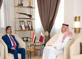 مباحثات بين وزير الدفاع القطري ونظيره العراقي بالدوحة