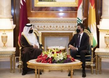 وزير خارجية قطر: بارزاني دوره إيجابي في الحفاظ على وحدة العراق