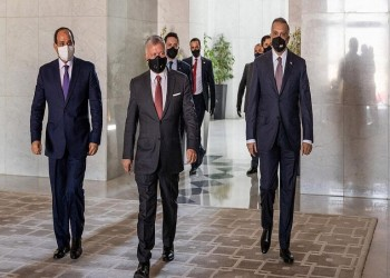 السيسي وعبدالله الثاني يزوران بغداد السبت المقبل