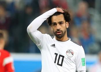 """""""مش موجود في الملعب"""".. مدحت شلبي ينتقد محمد صلاح بعد مواجهة كينيا"""