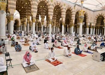 في العشر الأواخر.. كورونا يلغي الاعتكاف بالمسجد النبوي في رمضان