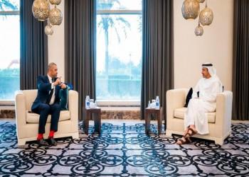 الإمارات وبريطانيا تبحثان العلاقات الاستراتيجية