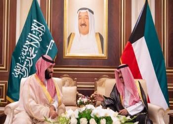 """أمير الكويت يبحث مع بن سلمان """"السعودية الخضراء"""" والشرق الأوسط"""