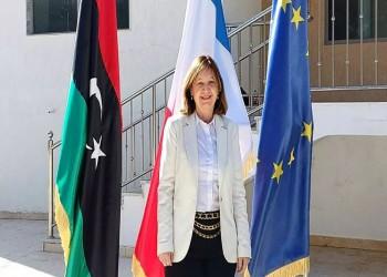 رسميا.. فرنسا تعيد فتح سفارتها بطرابلس بعد إغلاق 7 سنوات
