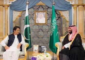 السعودية تتجه لتصفير الخلافات.. مباحثات بين بن سلمان وعمران خان