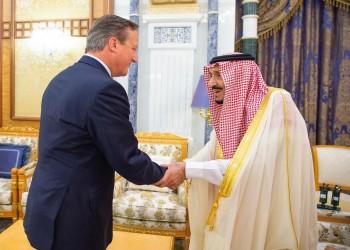 ف.تايمز: رئيس وزراء بريطانيا الأسبق حاول التقرب من بن سلمان لتحقيق أرباح مليونية