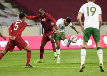 تعادلت مع أيرلندا.. قطر تقدم نتائج جيدة بتصفيات المونديال