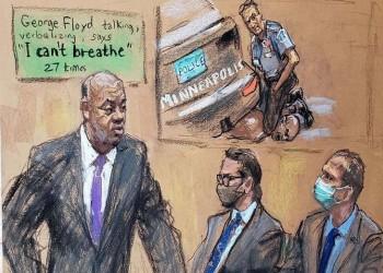 محاكمة قاتل فلويد: حتى لا تُلام الضحية