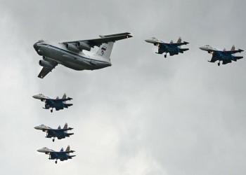 بمستوى غير معتاد من النشاط الجوي.. الناتو يعترض طائرات حربية روسية