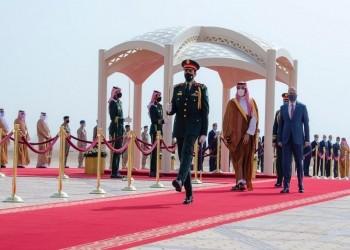 بن سلمان يستقبل رئيس الوزراء العراقي في أول زيارة للسعودية