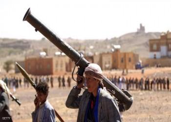 الحوثيون يعلنون قصف قاعدة الملك خالد الجوية جنوبي السعودية