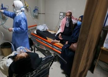 مصابو كورونا يشغلون 100% من أسرة العناية المركزة في دمشق
