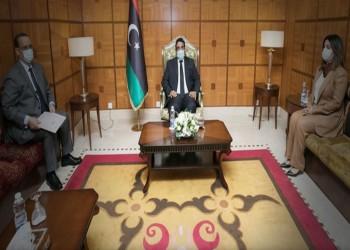 المنفي يشدد على أهمية تفعيل اتحاد المغرب العربي