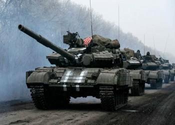بعد تحذير روسيا.. أوكرانيا تعلن تدريبات عسكرية مع الناتو خلال أشهر