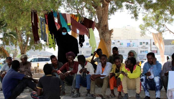 قرابة 4 آلاف مهاجر وصلوا اليمن خلال شهرين