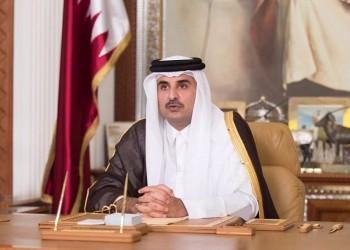 أمير قطر يؤكد تضامن الدوحة مع الأردن لحفظ أمنه
