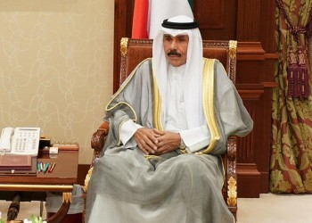 أمير الكويت يؤكد دعم بلاده لأمن واستقرار الأردن