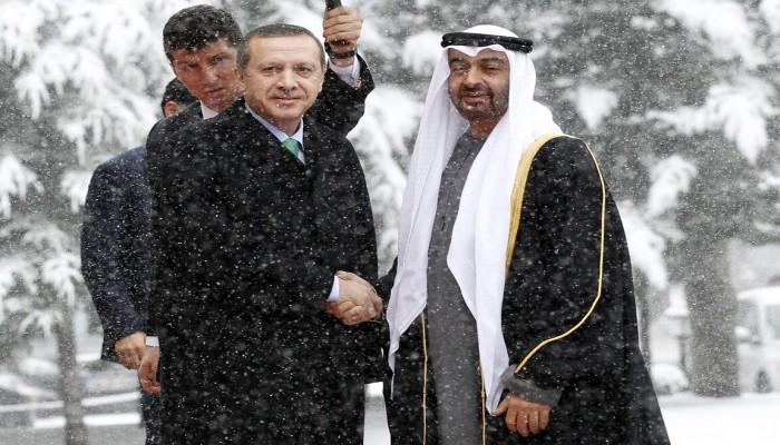 هل يؤدي دفء العلاقات إلى معالجة التوترات الإماراتية التركية العميقة؟