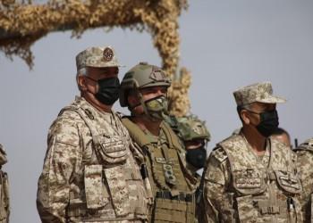 تمرين عسكري للجيش الأردني.. ورئيس الأركان: سنواجه أي تهديد