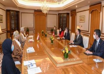عمان تبحث مع سويسرا سبل تعزيز التعاون الثنائي