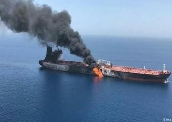 ن. تايمز: إسرائيل أبلغت أمريكا بأنها ضربت السفينة الإيرانية بالبحر الأحمر