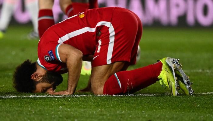 محمد صلاح يحقق رقما جديدا بهدفه في شباك ريال مدريد