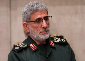 قائد فيلق القدس ينهي لقاءات مع قادة عراقيين في بغداد