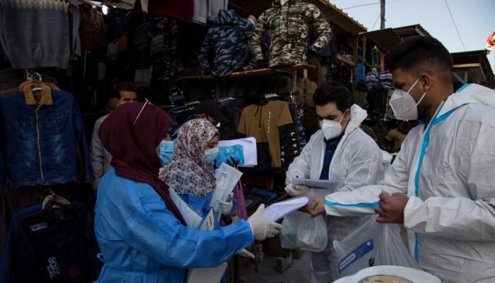 العراق يسجل حصيلة غير مسبوقة لإصابات كورونا