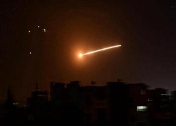 هجوم إسرائيلي على دمشق.. والنظام السوري: جاء من الجولان ولبنان