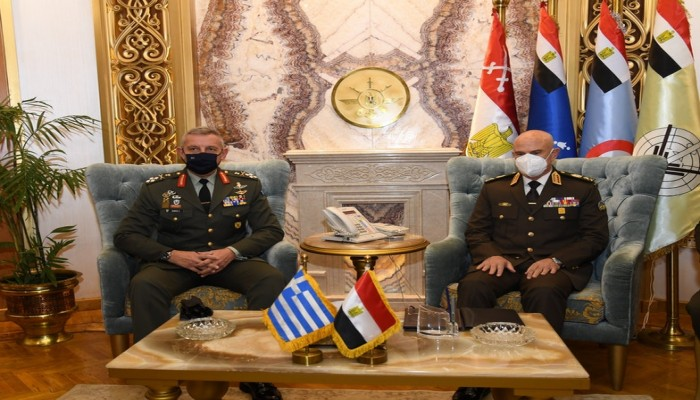 صحيفة: اتفاق عسكري جديد بين مصر واليونان وقبرص
