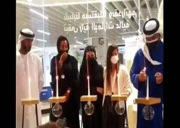 للمرة الأولى في بلد عربي.. الإمارات تحيي ذكرى الهولوكوست (فيديو)