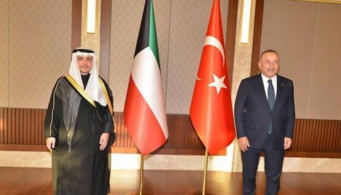 مباحثات تركية كويتية في أنقرة حول التعاون الثنائي