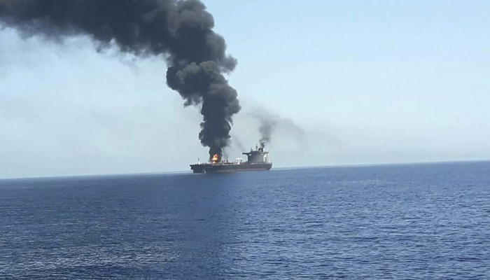تفاصيل جديدة عن استهداف السفينة الإيرانية ساويز