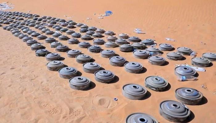 مسؤول يمني: 8 آلاف قتيل من المدنيين بألغام الحوثي