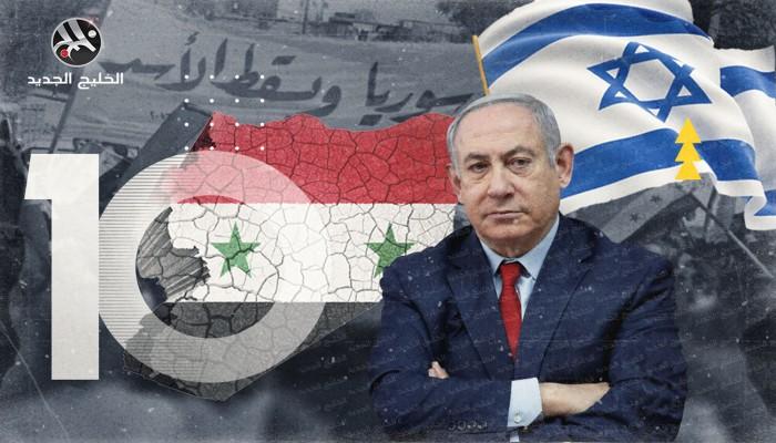 معهد إسرائيلي: حان الوقت لتغيير سياسة تل أبيب والتحرك لإزاحة الأسد