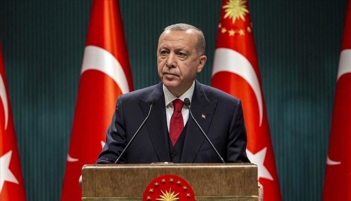 رئيس الوزراء المصري يشكر أردوغان على جهوده برئاسة مجموعة الثماني