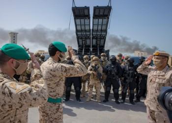 البحرين تختتم تمرينين عسكريين مع البحرية الأمريكية والدفاع الإماراتية