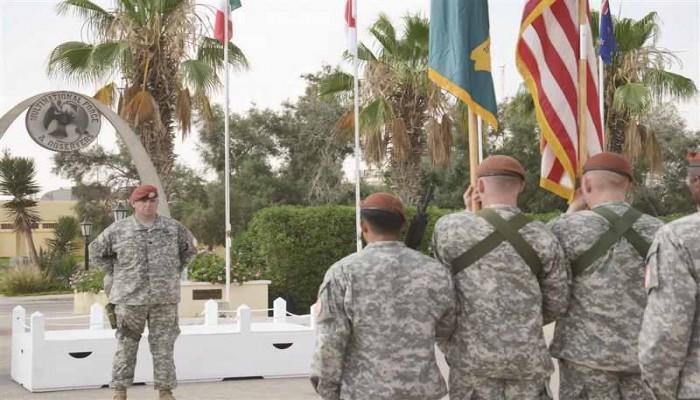 جندى كونفيدرالى أمريكى فى جيش مصر