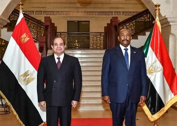 البرهان: لدينا تفاهم جيد مع مصر حول حلايب وشلاتين