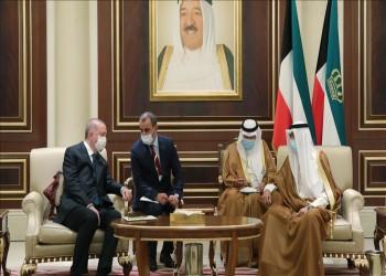 رسالة خطية من أمير الكويت إلى الرئيس التركي