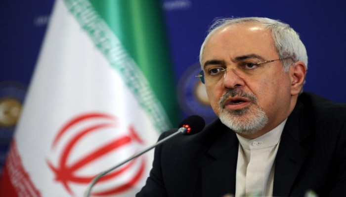 ظريف: عقوبات ترامب كانت مخالفة للاتفاق النووي