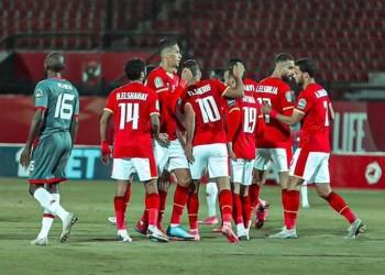الأهلي يفوز على سيمبا ويصعدان سويا لربع نهائي أبطال أفريقيا