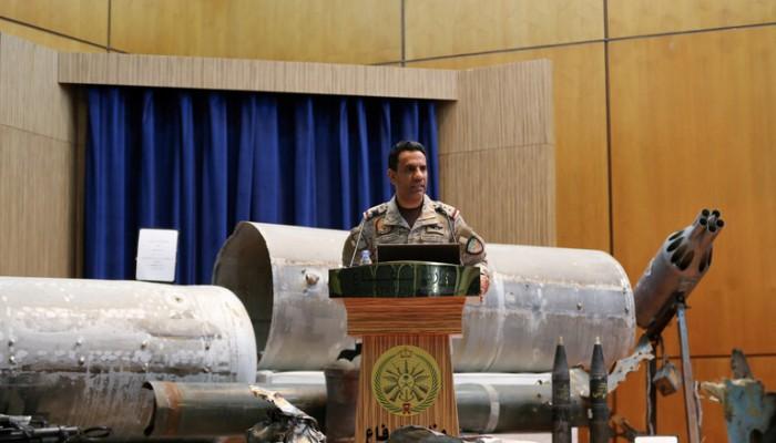 التحالف العربي يعلن إحباط هجوم حوثي جديد على السعودية