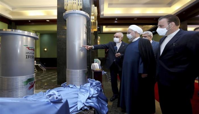 روحاني: لا نريد إنتاج سلاح استخدمه الأمريكان في الحرب العالمية الثانية
