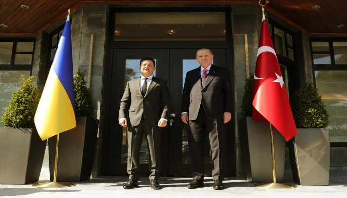 أردوغان عقب لقاء طويل مع زيلينسكي: نجدد دعمنا لوحدة أراضي أوكرانيا