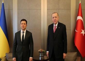 بيان أوكراني تركي مشترك يدعم لانضمام كييف إلى الناتو