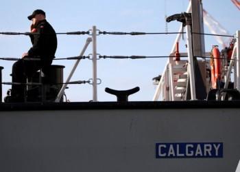 لمكافحة الإرهاب.. كندا ترسل فرقاطة إلى الشرق الأوسط