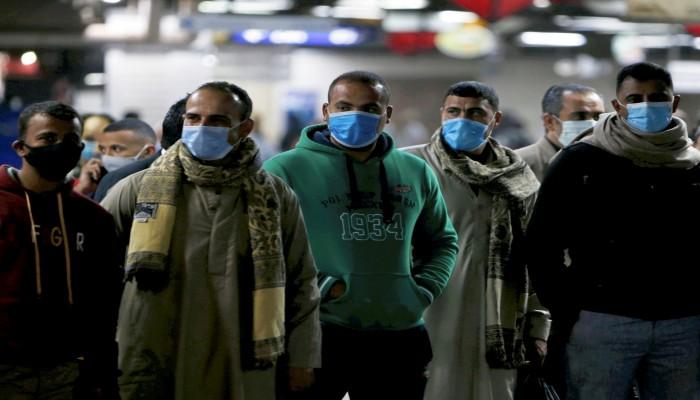 موجة جديدة.. مصر تتجاوز 800 إصابة يومية بكورونا منذ أشهر