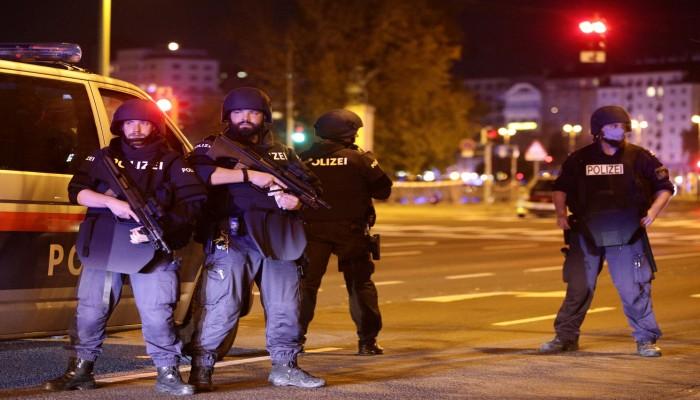 النمسا تعتقل مواطنا من أصل مصري لتورطه بهجوم في فيينا