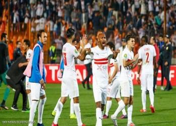 الزمالك المصري يحتج على مباراة الترجي التونسي ومولودية الجزائر